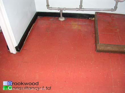 Asbestos Containing Vinyl Floor Tiles